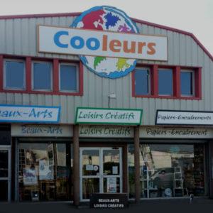 espace magasin Cooleurs