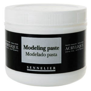 Modeling Paste Sennelier