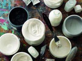 additifs peinture acrylique