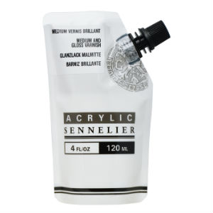 medium vernis brillant Sennelier