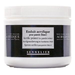 enduit acrylique pour pastels Sennelier