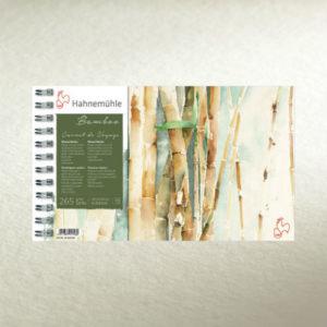 Carnet de Voyage Bamboo Hahnemühle