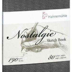 Livre Esquisse Nostalgie Hahnemühle