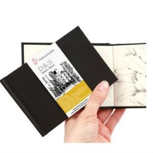 Mini-livre de croquis Hahnemühle