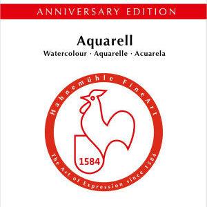 Papier Aquarelle Edition Anniversaire Hahnemühle