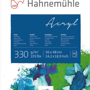 Papier Acryl Hahnemühle