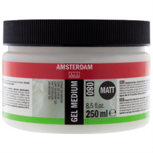 Medium Gel mat Amsterdam
