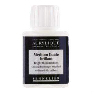 Medium fluide brillant Sennelier
