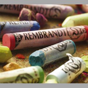 Pastel tendre Rembrandt