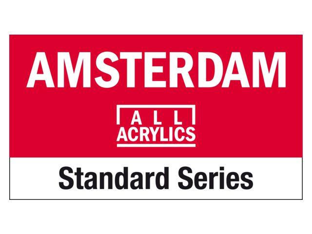Logo acrylique Amsterdam Talens