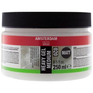 Médium épaississant Mat Amsterdam