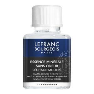 Essence minerale Lefranc bourgeois