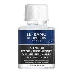 Essence de térébenthine Lefranc Bourgeois
