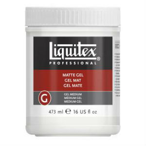Medium gel mat Liquitex