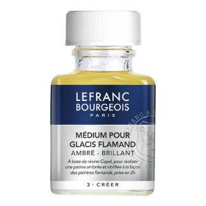 Medium pour glacis flamand lefranc bourgeois