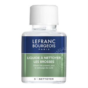 Liquide à Nettoyer les Brosses Lefranc Bourgeois