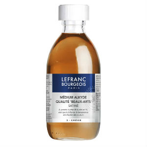 medium alkyde Lefranc Bourgeois