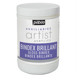 Bindex brillant Artist Acryl PEBEO