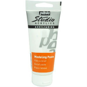 Modeling Paste Studio Pébéo