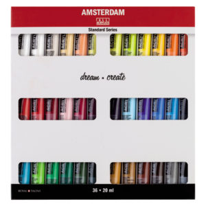 SET ACRYLIQUE 20 ML AMSTERDAM