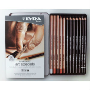 Coffret Art Specials Lyra