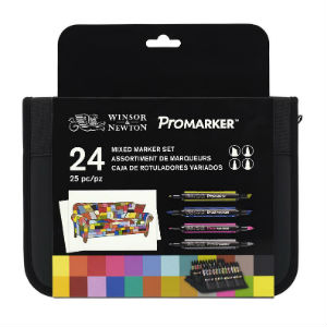 set 24 promarkers WN