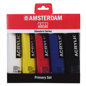 Set Acrylique 120 ml Amsterdam