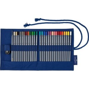 Trousse crayons Faber-Castell