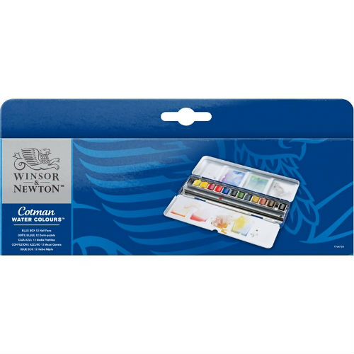 Boîte Cotman Water Colours