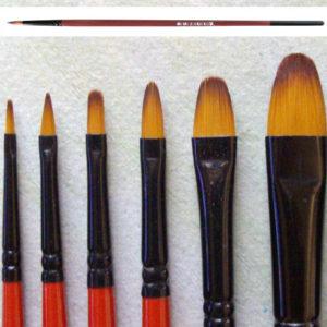 Pinceau Ebony Nid' Art
