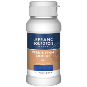 Vernis Final Lefranc Bourgeois