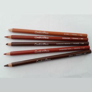 Crayon Esquisse Conté à Paris