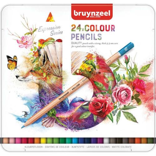 Crayon Couleur Expression Bruynzeel
