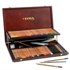 Coffret Crayon Polycolor Rembrandt