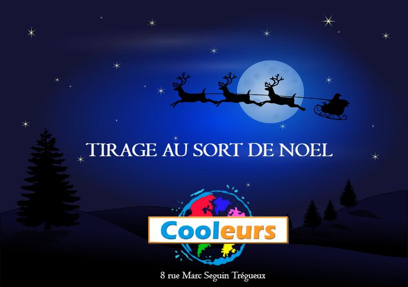 TIRAGE AU SORT DE NOEL