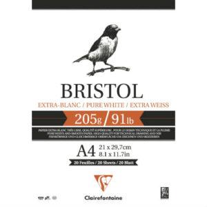 Bloc Bristol Clairefontaine