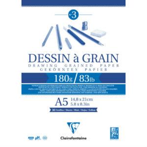 Bloc Dessin A Grain