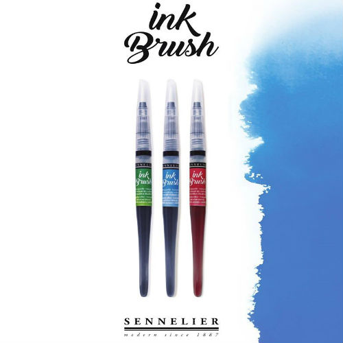Ink Brush Sennelier